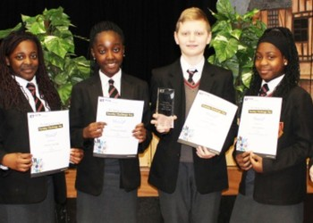 St Mark's Pupils Win Local Schools' Faraday Challenge Day